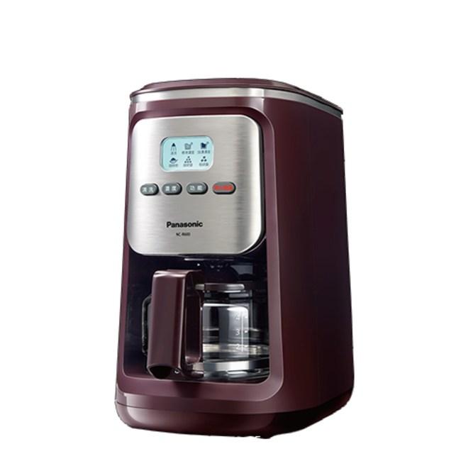 Panasonic國際牌全自動雙研磨美式咖啡機NC-R601