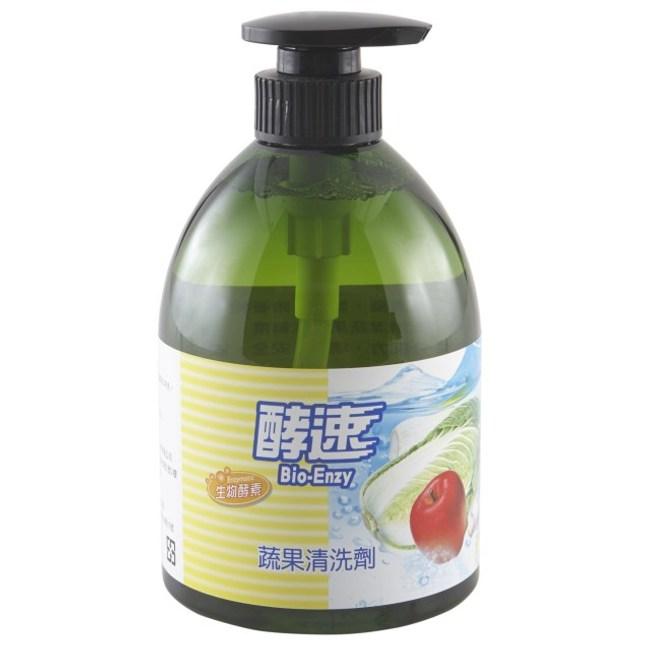 酵速 Bio-Enzy 蔬果清洗劑 500ml