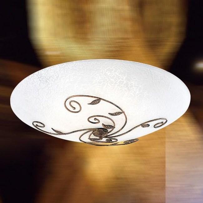 YPHOME 玻璃六燈吸頂燈 S83881H