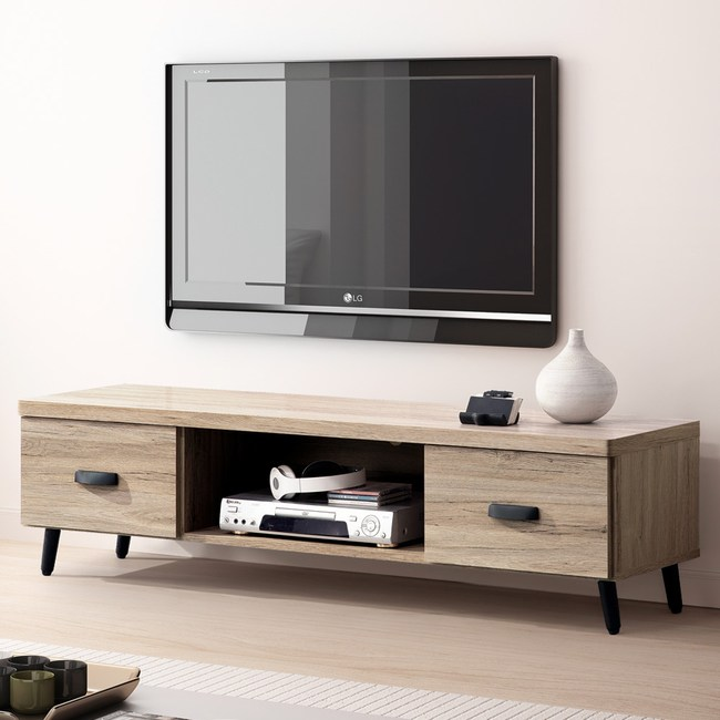 Homelike 爾莎5尺電視櫃
