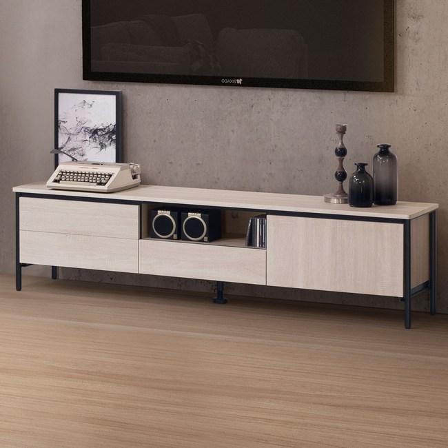 Homelike 利奧尼6尺電視櫃