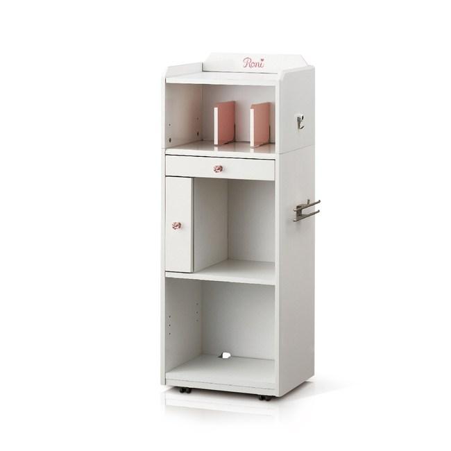 【KOIZUMI】RONI四層雙抽兒童書櫃SDB-342-幅45cm