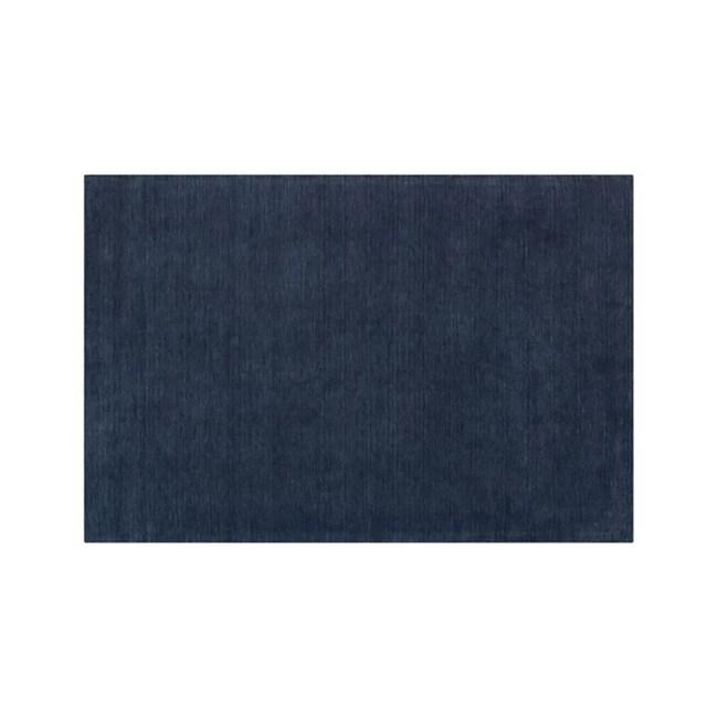 Crate&Barrel Baxter 地毯 靛藍 243x304cm