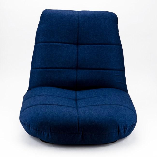 超舒適獨立筒和室椅 藍色