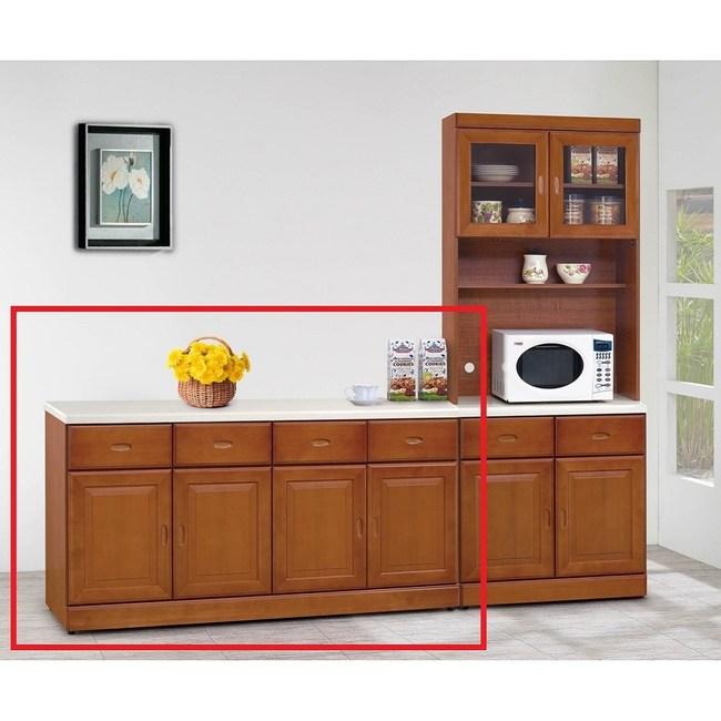 艾德里樟木色5.3尺碗盤櫃