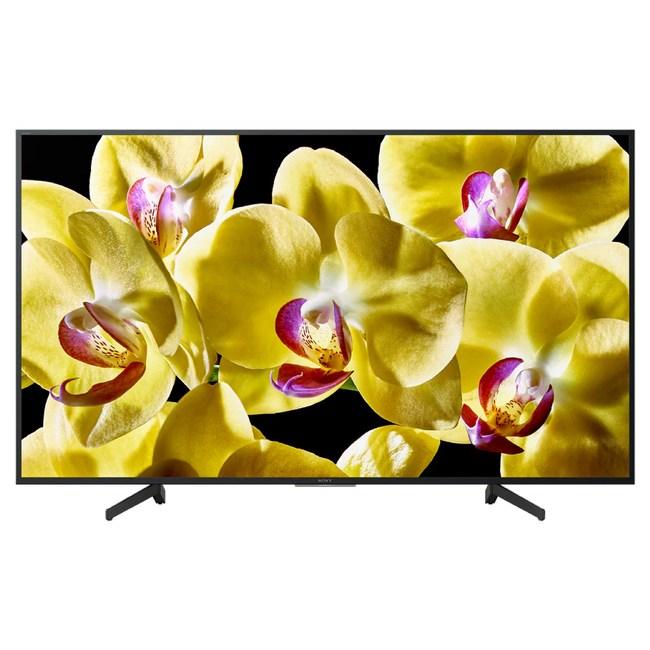免費桌上安裝 SONY 75吋4K聯網液晶電視 KD-75X8000G