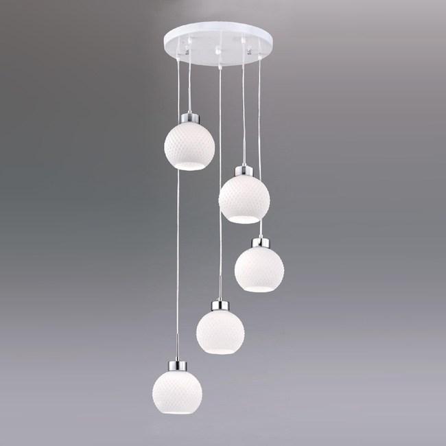 【大巨光】現代風吊燈_中(LW-09-3921)