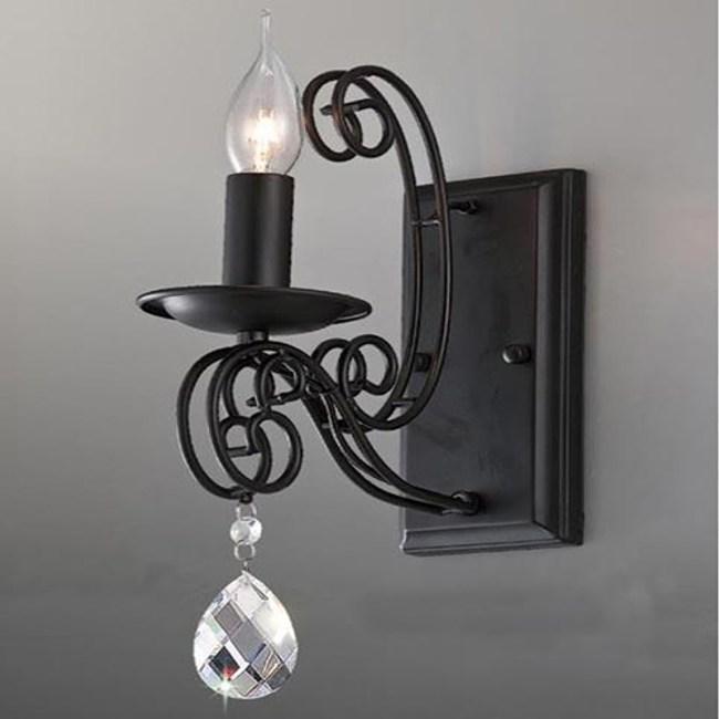 HONEY COMB 優雅水晶蠟燭壁燈 TA4400D