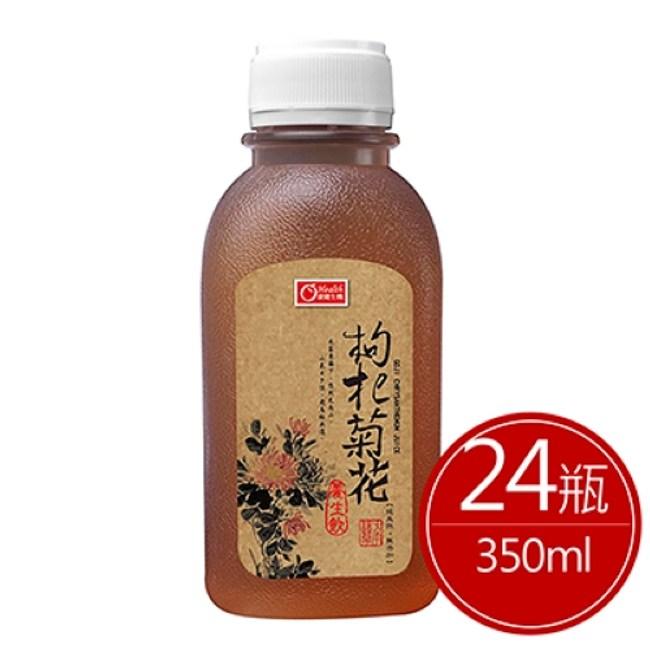 康健生機枸杞菊花養生飲(350ml*24瓶)