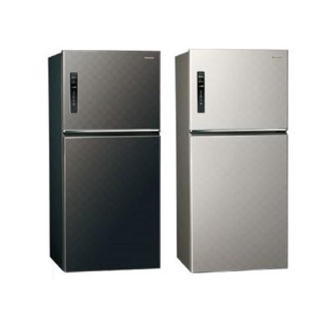 Panasonic 國際牌 650公升 NR-B659TV 雙門冰箱星空黑