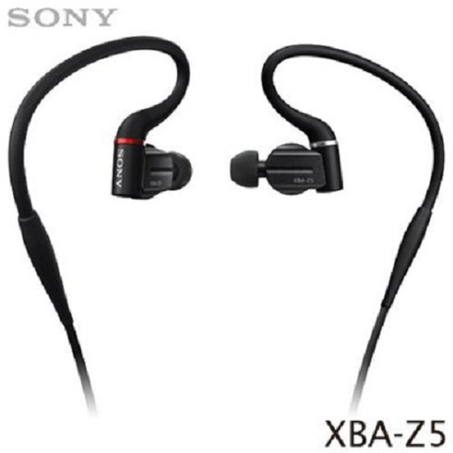 SONY SONY XBA-Z5  全音域平衡電樞單體 耳掛式耳機