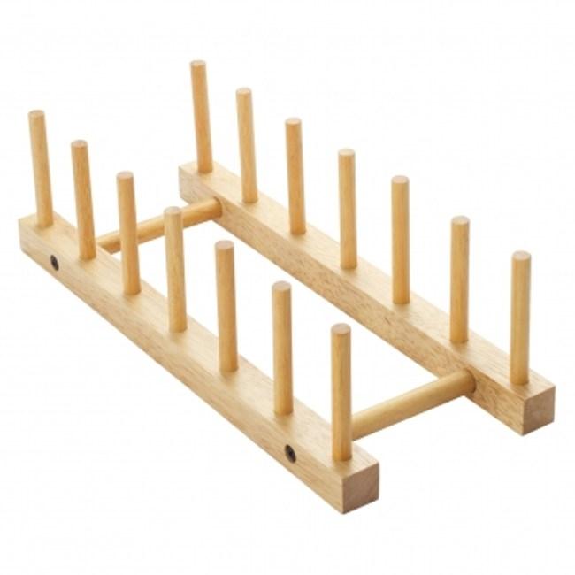 木質六格拱形盤架