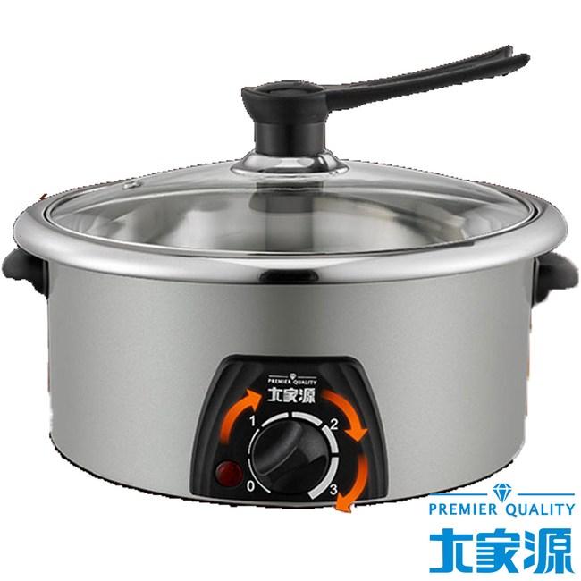 大家源304不鏽鋼料理鍋4L