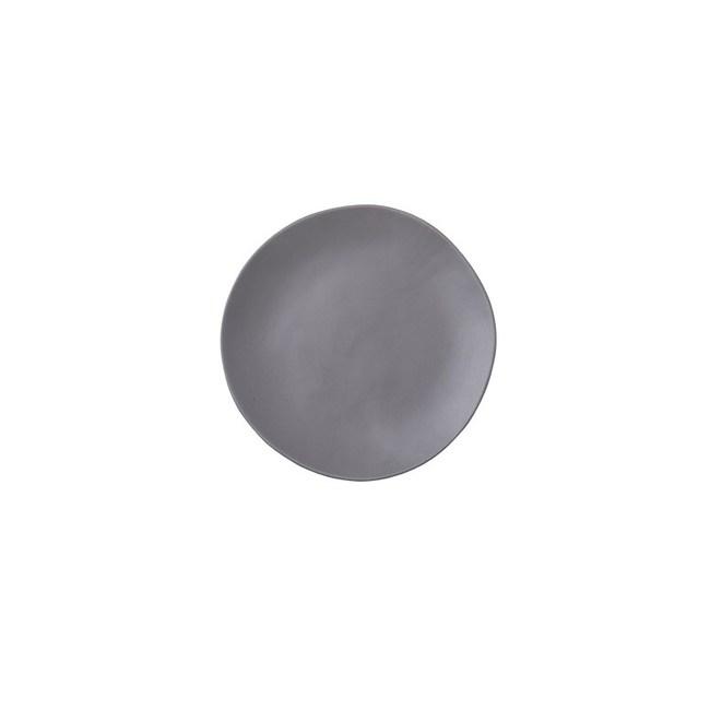 陶瓷7英吋甜品盤-灰色(多款可選)