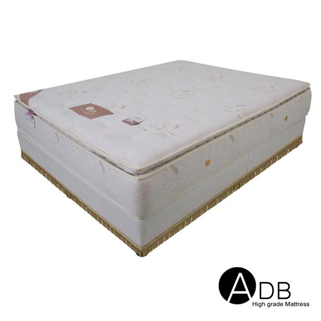【ADB】Howell霍威爾F13舒柔彈力支撐三線獨立筒床墊/單人3.