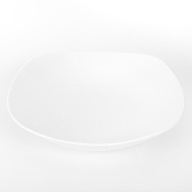 HOLA 雅堤方湯盤 20cm 可適用烤箱/微波爐/洗碗機