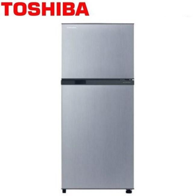 TOSHIBA東芝 226公升 雙門變頻冰箱 GR-M28TBZ(S)