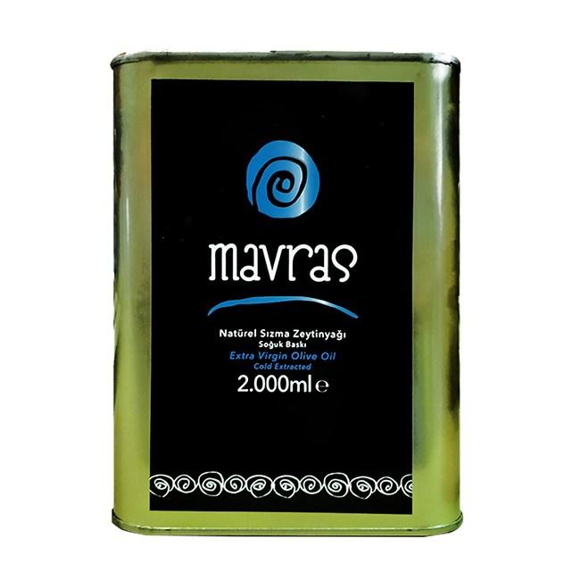 【Mavras】自然滲透 特級冷壓初榨橄欖油 2L
