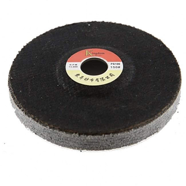 4吋研磨絨盤內徑16mm-海綿