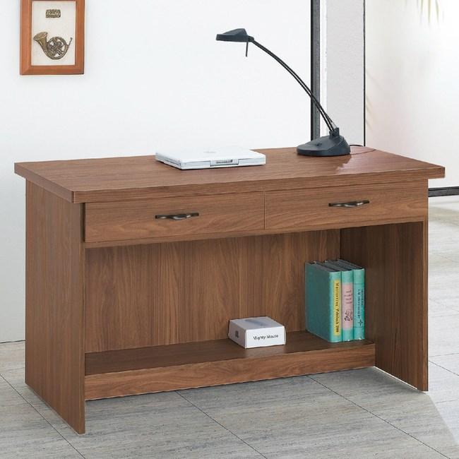 【YFS】佳絲塔4尺二抽書桌-120x58.5x74cm