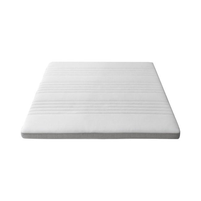 源氏木語防螨護脊乳膠可折疊薄床墊5尺/150x190x9cm J64
