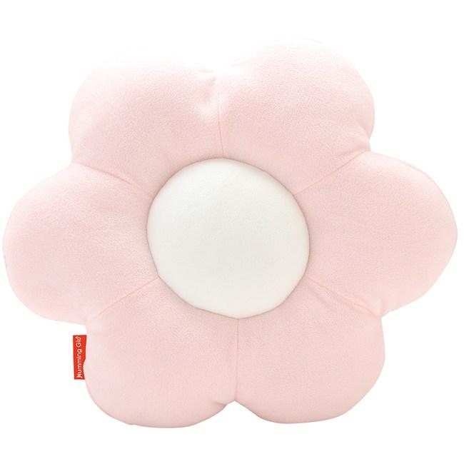 日本NOL花朵抱枕-嬰兒粉嬰兒粉