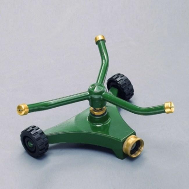 車輪型三臂灑水器