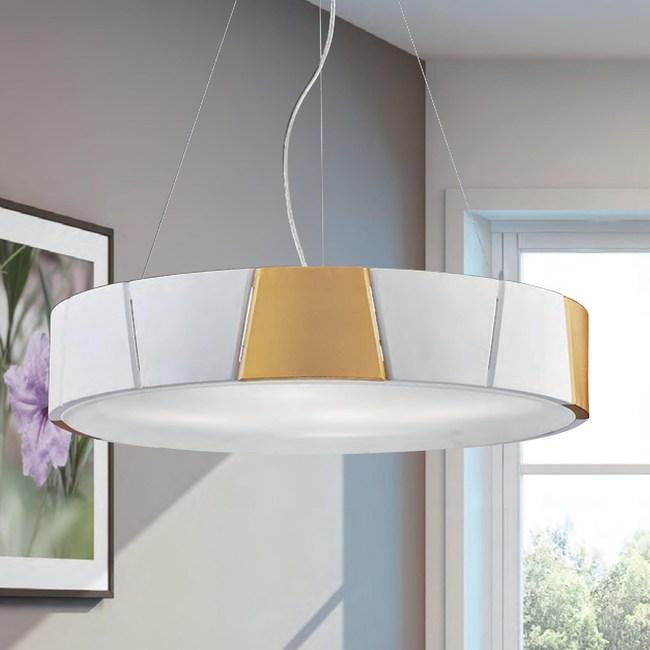 【YPHOME】 北歐風圓形餐吊5+1燈