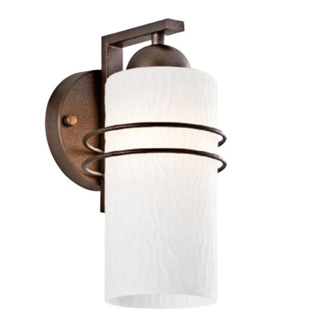 【YPHOME】鄉村風玻璃壁燈 PW3295077
