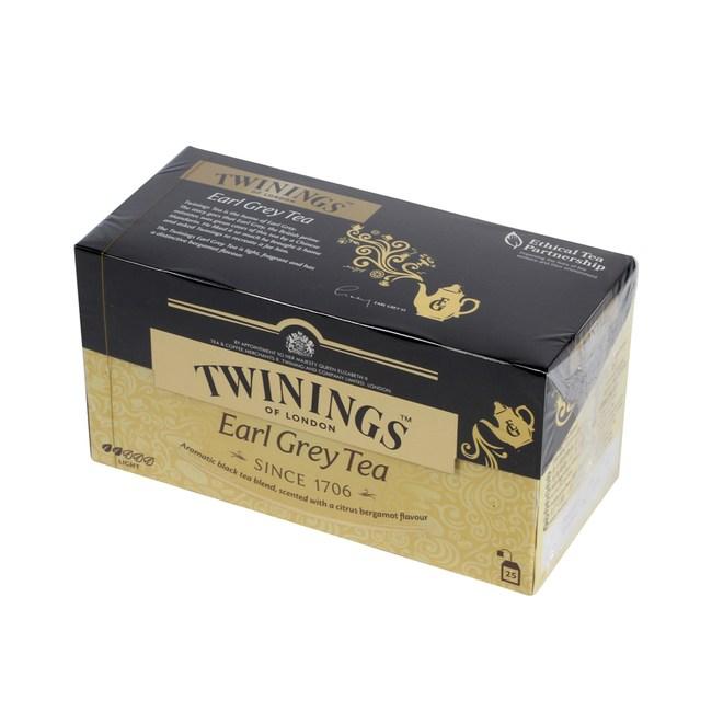 英國Twinings皇家伯爵茶2gx25入