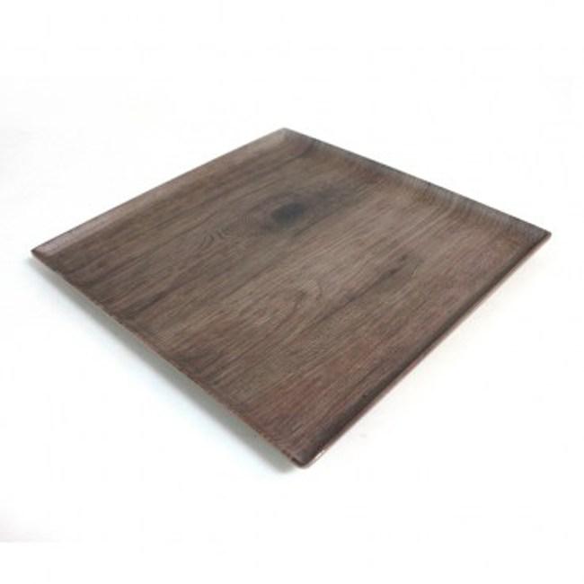 Woody Baker細橡木紋托盤30x30cm