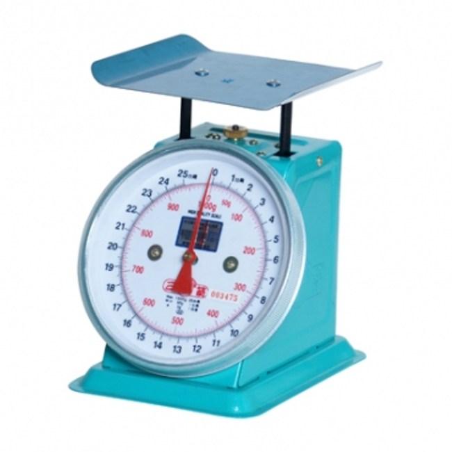 標準檢驗中型營業秤1kg/5g