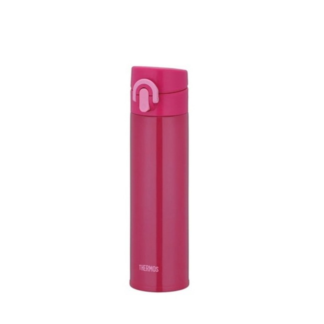 膳魔師【JNI-400-P】400ml彈蓋超輕量保溫杯-P粉紅色