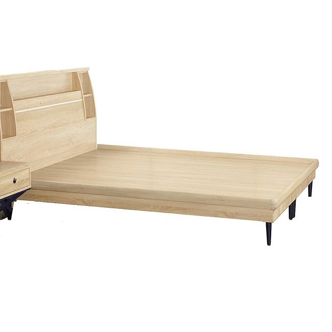 【YFS】班森5尺原切床底-152x188x27.5cm