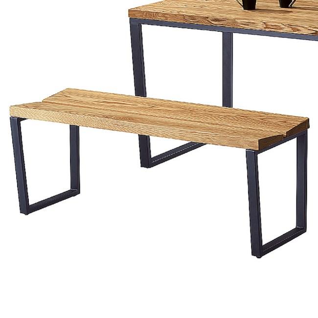 【YFS】亞伯特柚木長凳-120x40x47.5cm