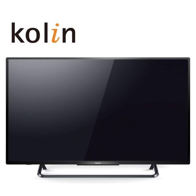 KOLIN歌林55型 LED顯示器+視訊盒 KLT-55EVT