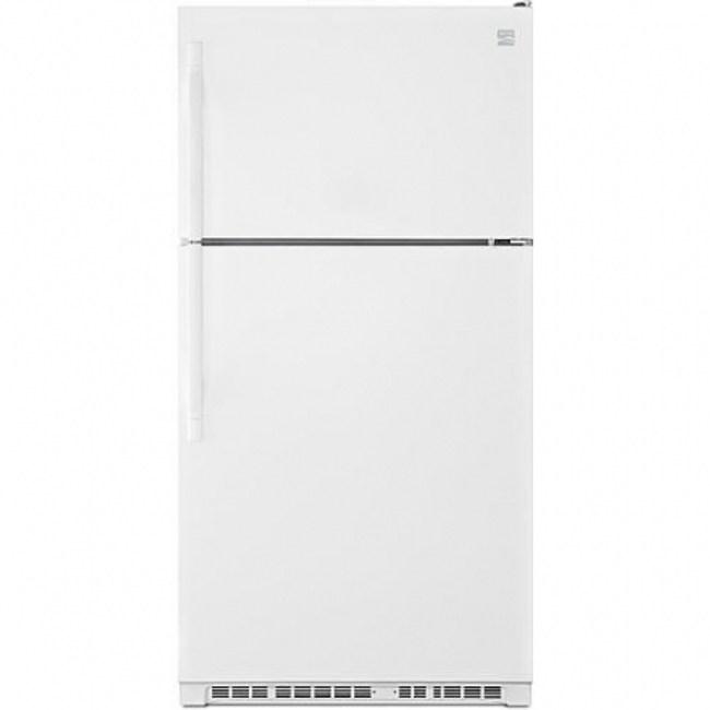 美國 Kenmore 楷模 584L 白色上下門冰箱 型號:60212