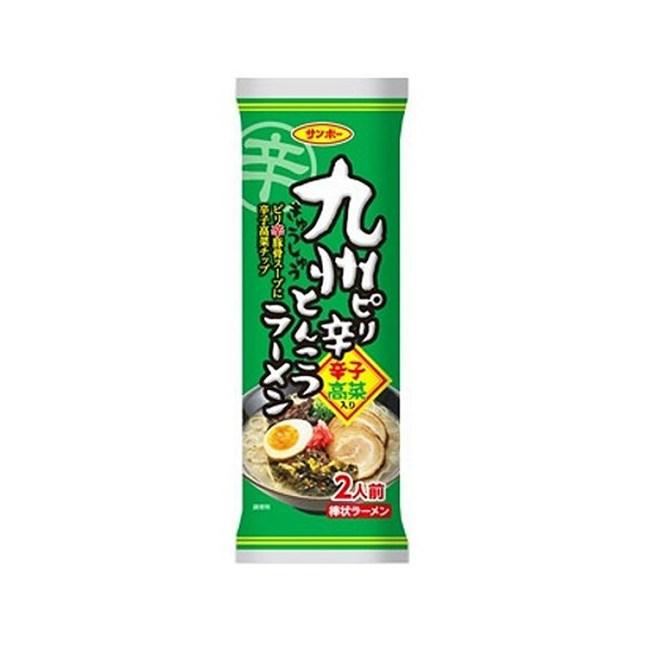 日本三寶棒狀九州辛辣豚骨拉麵 170g