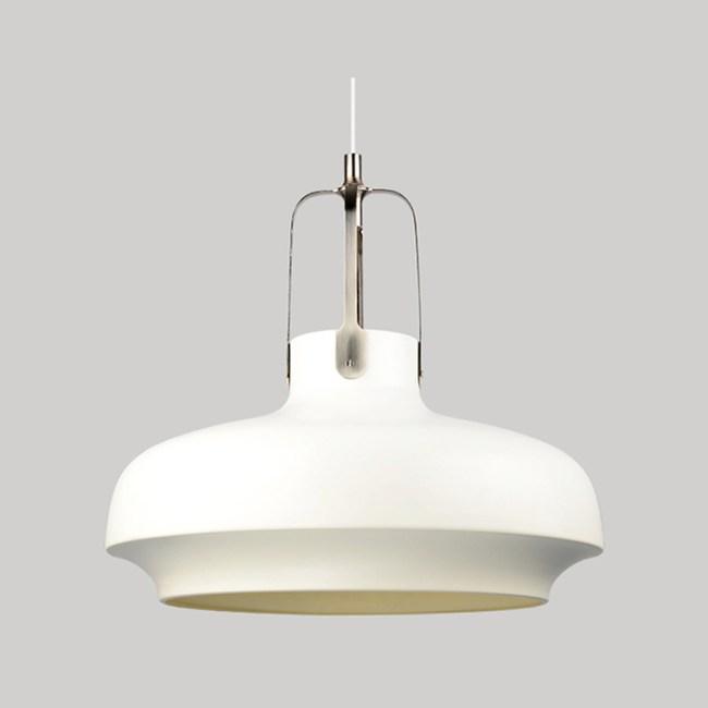 HONEY COMB 超熱銷工業風金屬單吊燈 白色 TA8391