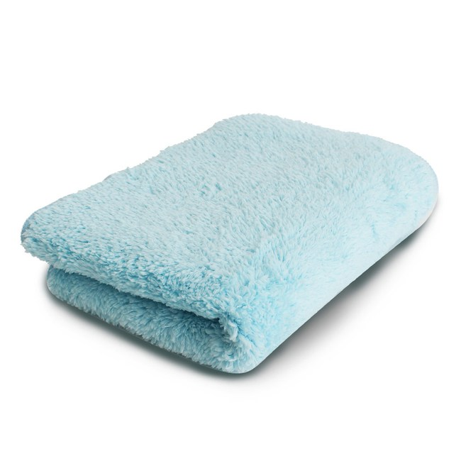 Lovel 7倍強效吸水抗菌超細纖維毛巾(粉末藍)