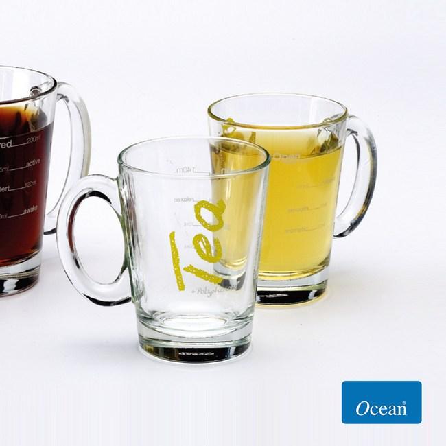 Ocean GET RELAX紅茶玻璃杯200cc-6入組