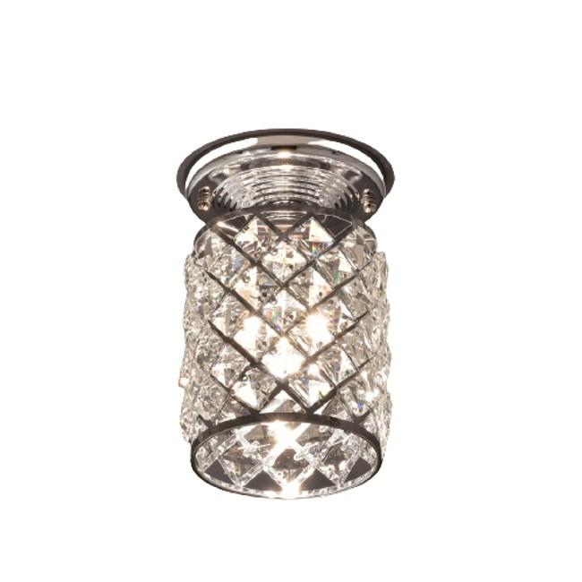 【YPHOME】水晶玄關吸頂單燈  適用玄關 走廊燈