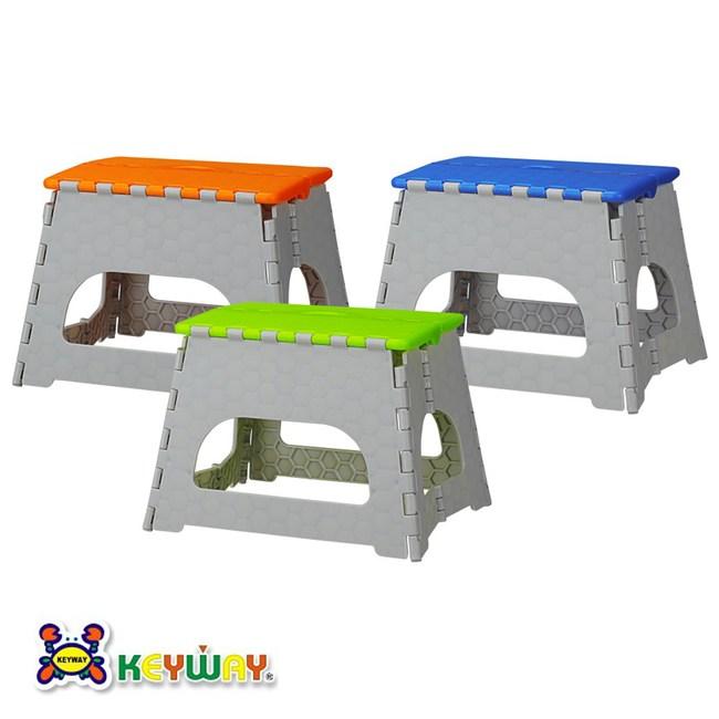 KEYWAY 小當家摺合椅 RC-808 22.5x28.6x20.5cm (混款隨機)