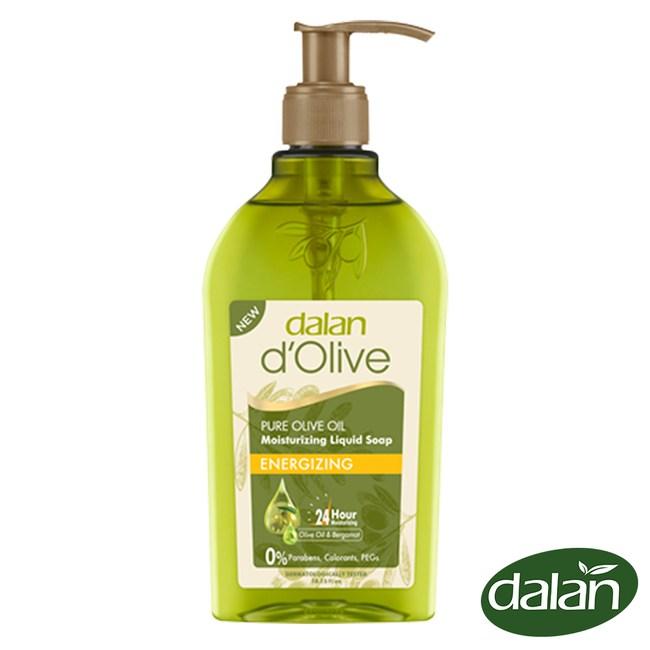 【土耳其dalan】頂級橄欖油液態皂-佛手柑300ml
