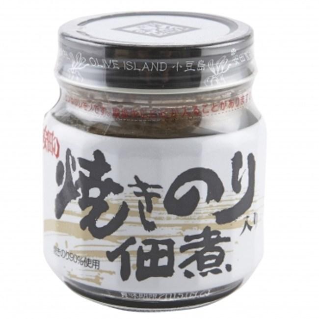 日本安田佃煮燒海苔醬95ml