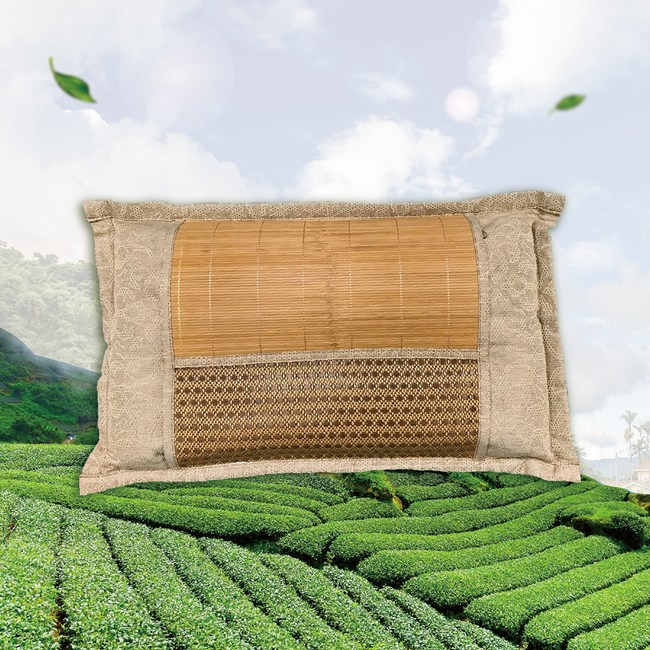【Victoria】冰藤茶葉枕(1顆)