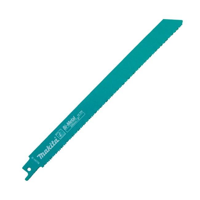 牧田軍刀鋸用雙金屬鋸片225mm