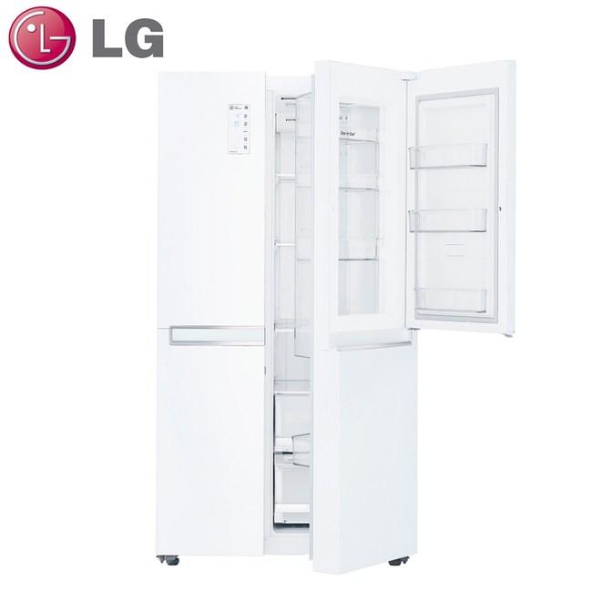 原廠好禮送★【LG樂金】821L變頻門中門對開冰箱GR-DL88W
