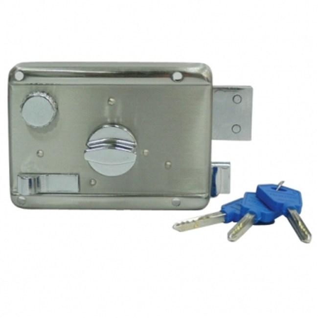 白鐵四段鎖專利鎖匙HOUSE-ST4