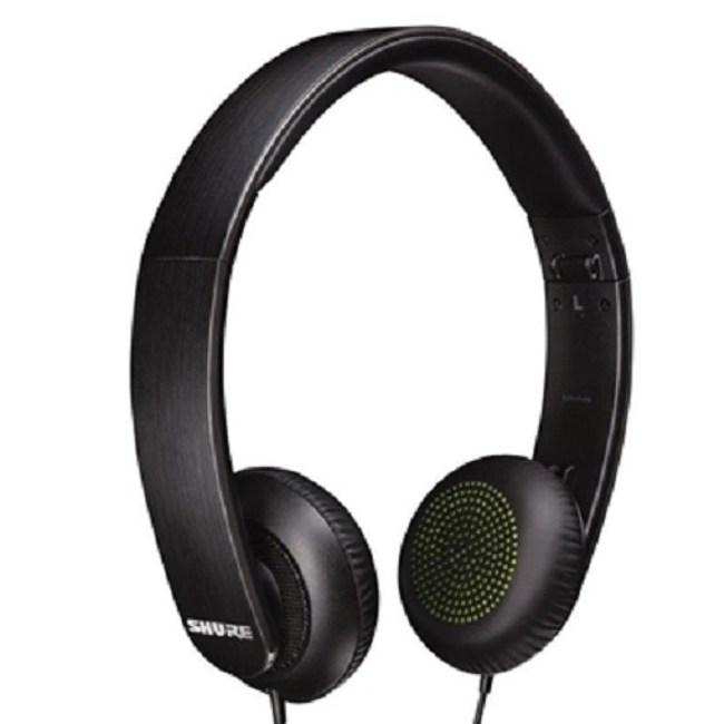 【送收納袋】SHURE SRH144 攜帶式耳機 半開放型 強化音質